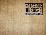 Notorious Burgers logo