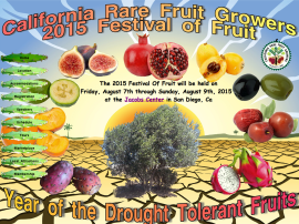 California Rare Fruit GrowerFestival
