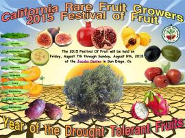 California Rare Fruit GrowerFestival