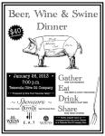 Slow Food Temecula Valley Beer, Wine and Swine