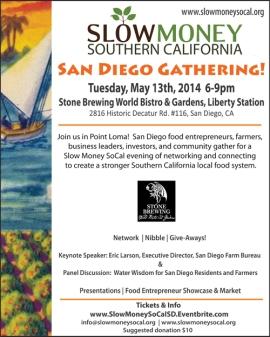 Slow Money San Diego