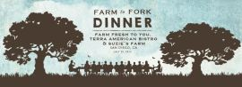 Summer Farm to Table Dinner