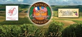Wine Challenge 2012