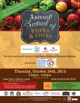 Celebrate Food Day 2013 at Forks and Corks